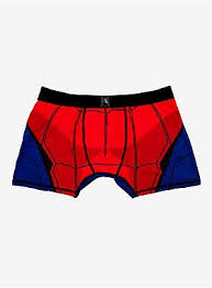 Marvel <b>Spider</b>-Man: Far From Home Cosplay Boxer <b>Briefs</b>