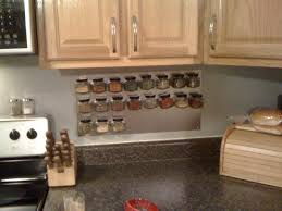 ikea spice racks turned