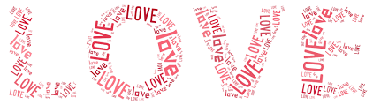 shaped word art online valentine s day edition the love nerds shaped word art online the valentine s day edition come learn about a fantastic