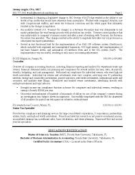 tax director sample resume professional resume writing services tax director sample resume page 2