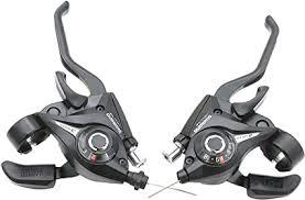 ZDS <b>Shimano ST</b>-<b>EF51</b> 3x8 Speed 24 Speed <b>Shifter Brake</b> Lever