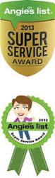 Image result for angies list 2013 super service award