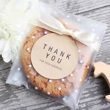<b>50pcs</b>/<b>lot cute rabbit</b> adhesive bag Candy Food&Handmade cookies ...