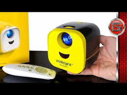 Vivibright <b>L1</b> Kids <b>Mini</b> LED <b>Portable Projector</b> Review - YouTube