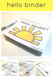 best images about simply special resources life hello binder life skills binder for special education