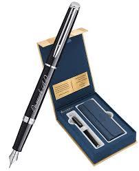 Чехол и <b>Перьевая ручка</b> Waterman Hemisphere <b>Essential</b>, Black CT