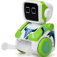 <b>Silverlit</b> Робот <b>футболист Кикабот зеленый</b> купить в интернет ...