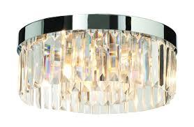 chrome with clear crystal 28w g9 ip44 double insulated bathroom ceiling light astro lighting evros light crystal bathroom