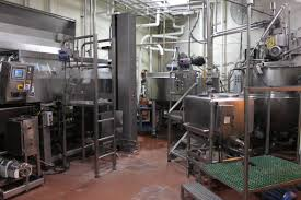 previous s new mill capital springfield oh bob evans late model sausage link and blended meat product manufacturing plant featuring 2009 blentech vers therm mixer cookers