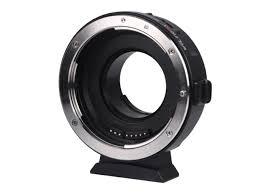 <b>Кольцо EOS</b>-<b>NEX FJAR</b>-<b>EOSNEXAP</b> c диафрагмой для Sony NEX ...