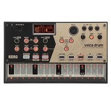 Купить Цифровые <b>синтезаторы Korg Volca Drum</b> за 12800 Р с ...
