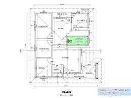 Kerala Single floor House plan   sq FtKerala Single floor House plan   sq Ft