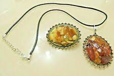 <b>Латунь янтарь</b> ручной работы ожерелья и подвески - огромный ...