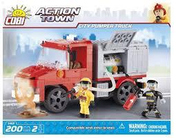 <b>Конструктор Cobi</b> Action <b>Town</b> 1468 Пожарная насосная машина ...