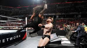Image result for roman reigns sheamus