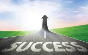 finding success in business business life concepts