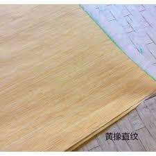 L:2.5Meter Technology Straight grain Yellow oak bark veneer ...