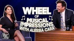 Wheel of Musical Impressions Rematch with Alessia Cara - YouTube