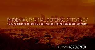 Phoenix Criminal Defense Lawyer | Jason Lamm