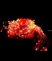 """08-030, <b>Гирлянда</b> """"<b>Branch light</b>"""", 1,5м., 12V, проволока, красный"""