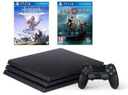 Игровая приставка Sony PlayStation 4 Pro 1Tb Black CUH-7208B + ...