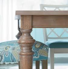 upholstered dining chairs bassett room