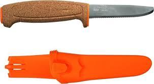 <b>Нож</b> туристический <b>Morakniv Floating</b> Serrated <b>Knife</b>, длина ...