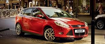 Ford Focus 2015 года с выгодой до 160 000 рублей