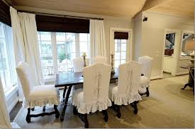 dining chair arms slipcovers: dining room chair slipcovers linen the perfect summer fabric