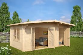 summer house with shed super otto big garden office ian