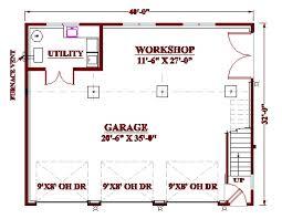 images about Plans on Pinterest   Garage Workshop  Double     bay garage  workshop plan