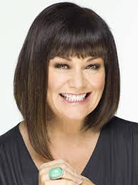 Dawn French. Dawn French, the star of shows including French & Saunders and The Vicar Of Dibley, has announced her first ever solo comedy tour. - dawn_french_2014