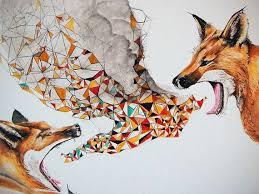 Is that what the <b>fox</b> says? | Искусство, Иллюстрации арт, Картины ...