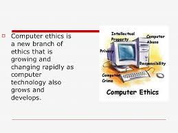 computer ethics presentation   ltulgtltligtcomputer ethics