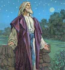 Image result for god visits abraham
