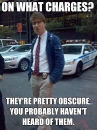 Hipster Cop memes | quickmeme via Relatably.com