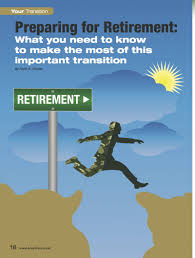 preparing for retirement what you need to know for this what you need to know for this military transition