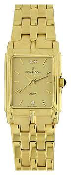 Наручные <b>часы ROMANSON TM8154CLG</b>(<b>GD</b>) — купить по ...