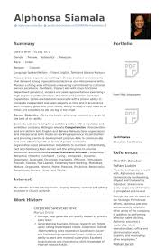 sales executive resume samples   visualcv resume samples databasecorporate sales executive resume samples