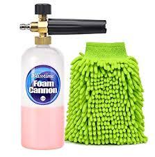 laleyenda snow foam lance for lavor with nozzle spray car wash soap foamer foam high pressure gun washer foam generator