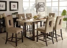 leather dining room furniture house inspiration interior
