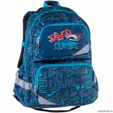 <b>Рюкзак PULSE ANATOMIC</b> BLUE SPEED купить по цене 2 800 руб ...