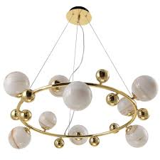 <b>Люстра Crystal lux SALVADORE</b> SP9H GOLD - купить люстру по ...