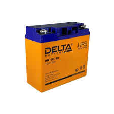 Аккумуляторная <b>батарея Delta HR 12-18</b> купить в интернет ...