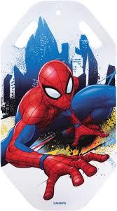 """<b>Ледянка</b> 1TOY """"<b>Marvel</b>. <b>Человек</b>-<b>Паук</b>"""", цвет: красный, 92 см ..."""