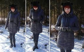 Justyna * - Cropp Town Bear Hat, <b>Moodo</b> Warm Winter Coat, H&M ...