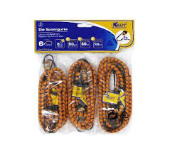 Набор резинок Kraft 60 см, 80 см, 100 см, D 8 мм (KT 860003 ...