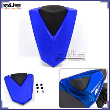 Bj-sc01-<b>r3 Motorbike Abs Blue</b> Rear Seat Cover Cowl For Yamaha ...