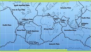 Interactives . Dynamic Earth . Plates & Boundaries