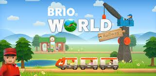 Приложения в Google Play – <b>BRIO</b> World — <b>Железная дорога</b>